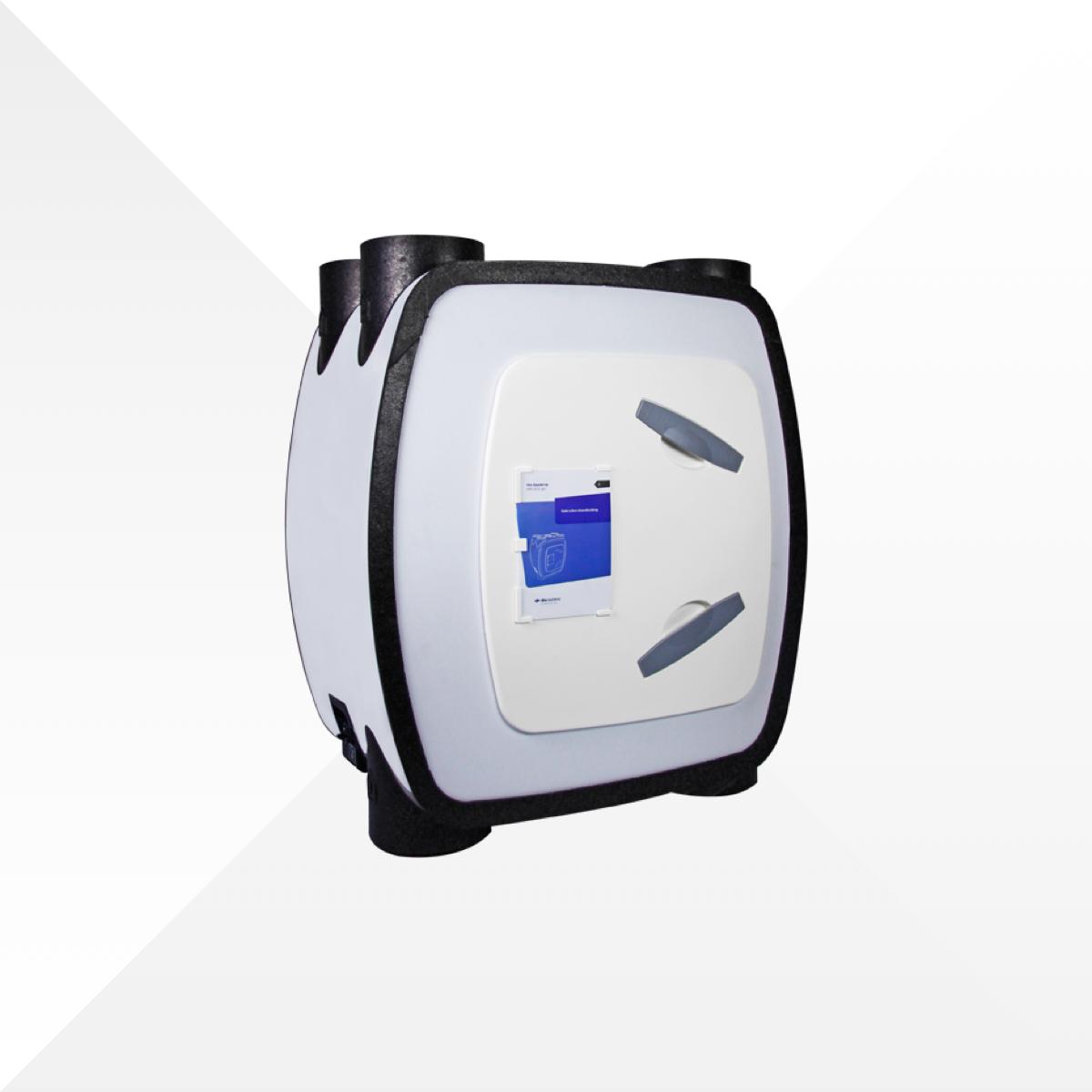 ventilatie Itho Daalderop WTW | Allroundinstallatietechniek